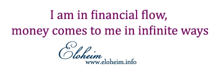 Eloheim, Financial Flow Mantra